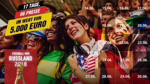 Fußball-WM-Gewinnspiel 2018 ©iStock.com/piola666, iStock.com/jcamilobernal