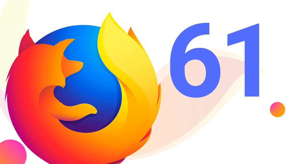 Firefox 61.0.1: Problemlöser-Update ist da - COMPUTER BILD