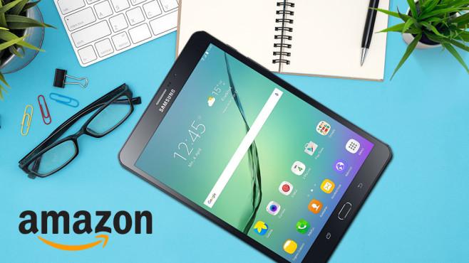 Samsung Galaxy S2 8.0 ©Copyrights: Amazon, ©istock.com/waewkid Kopie