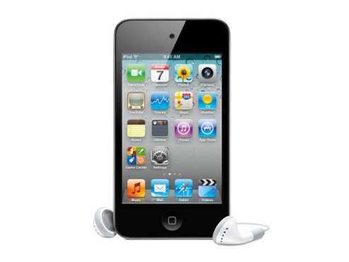 iPod touch 4 © Apple