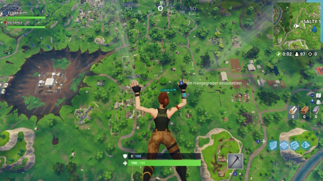 Fortnite Nintendo Switch © Epic Games