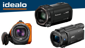 Camcorder ©JVC, Panasonic, Sony