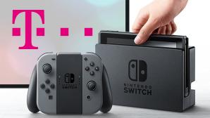 Telekom-DSL mit Nintendo Switch ©Telekom, Nintendo