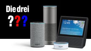 """""""Die Drei ??? – Dein Fall!"""" auf Alexa-Geräten ©Amazon, Europa"""