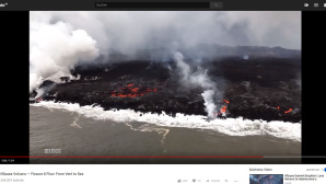Vulkan Kilauea © USGS / YouTube