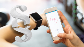 Datenschutz AGB Wearables Check ©©istock/GrapeImages, ©istock/rzelich