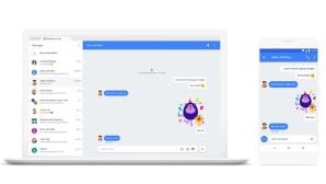 Android Messages kommt ins Web © Google