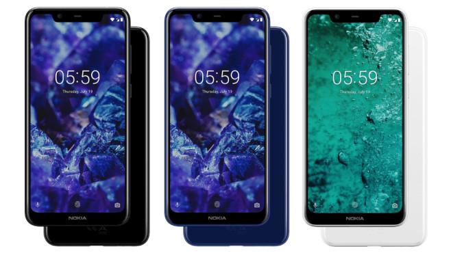 Nokia 5.1 Plus © HMD Global