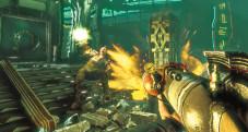 Bioshock: Verst�rker: Basteln Sie sich Verbesserungen f�r Ihre Waffen. Ihre Gegner werden nicht begeistert sein.