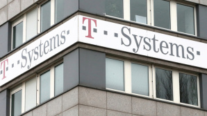 T-Systems Logo ©dpa-Bildfunk