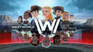 Westworld Mobile Game © Warner Bros.