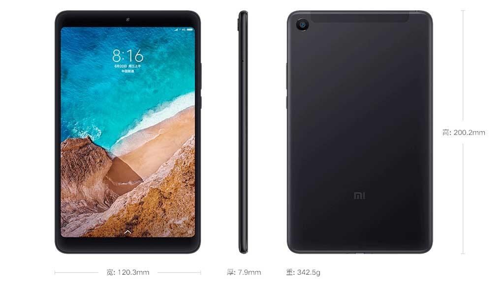 Xiaomi Mi Pad 4: Infos, Specs, Preis, Release