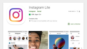 Instagram Lite©Google Play / Instagram