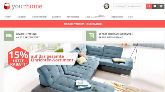 hitze rabatt bei otto tochter computer bild. Black Bedroom Furniture Sets. Home Design Ideas