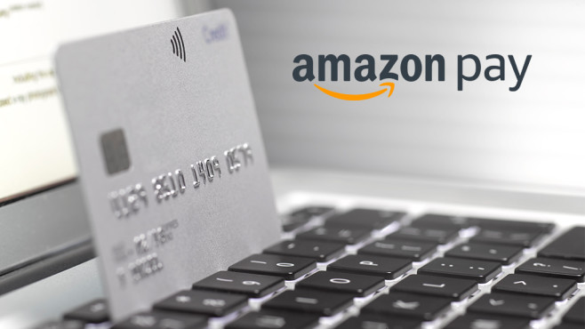 Online-Zahlungsdienst Amazon Pay ©Amazon, Peter Dazeley/gettyimages