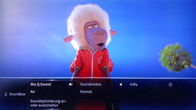Sky Soundbox im Test ©COMPUTER BILD