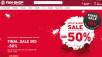 End-of-Season-Sale im Fanshop vom FC Bayern München ©Screenshot www.fcbayern.com