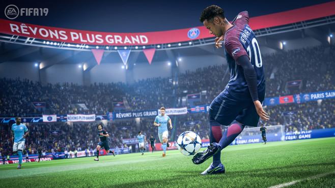 FIFA 19 ©EA