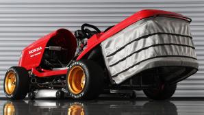 Honda Mean Mower V2 ©Honda UK