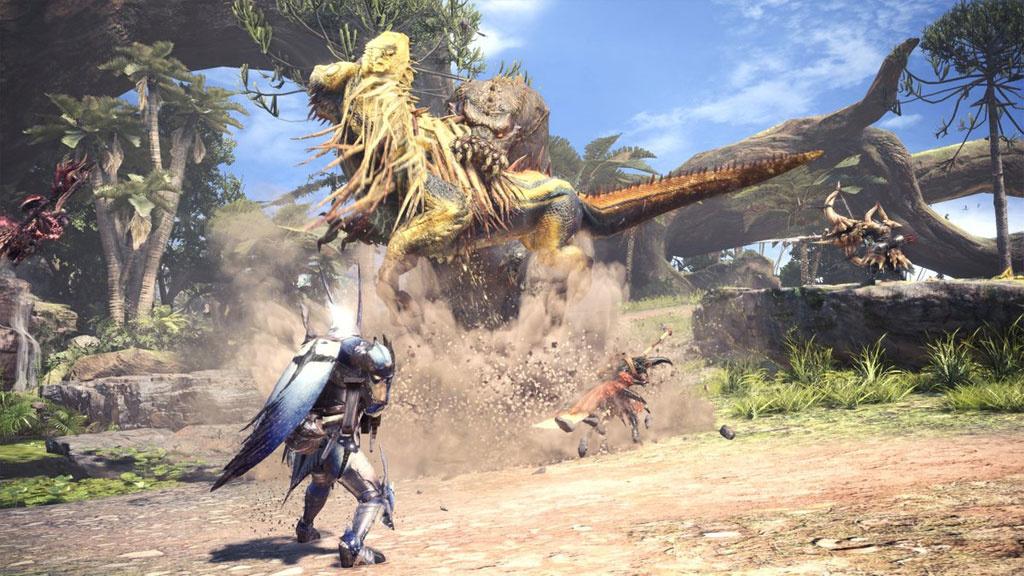 Monster Hunter World Termin F 252 R Pc Version Computer Bild Spiele