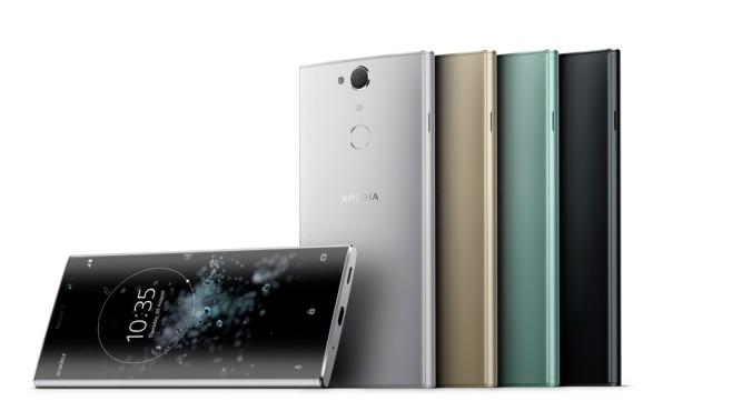 Smartphone Sony Xperia XA2 Plus ©Sony