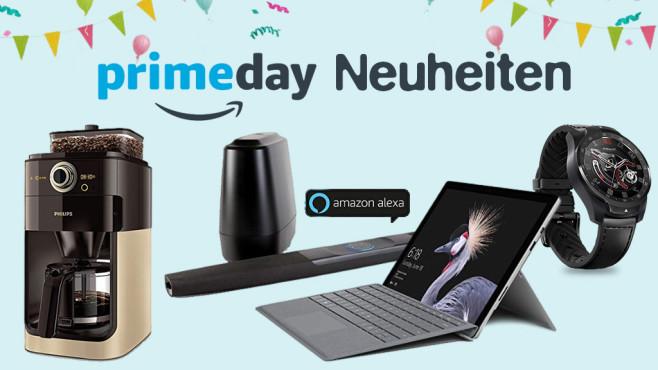 Amazon Prime Day Launches ©Amazon