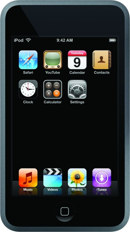 A comparison of archos 605 and ipod touch