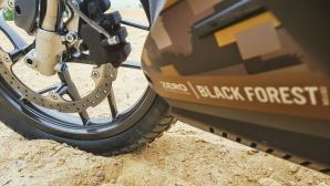 Zero Motorcycles DSR Black Forest Edition ©COMPUTER BILD/Michael Huch