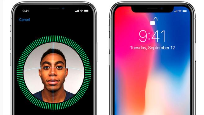 Apple Face ID ©Apple