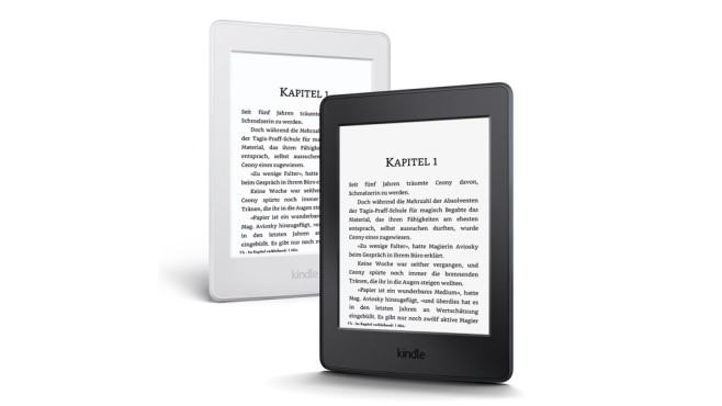 Amazon Kindle Paperwhite © Amazon