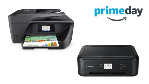 Multifunktionsdrucker © Amazon, Canon, HP