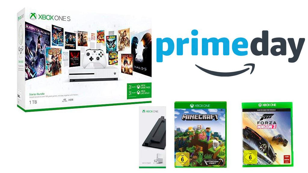 Amazon: Xbox One S Starter-Bundles im Angebot