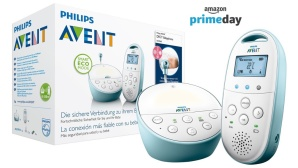 Babyphone Philips Avent SCD560/00 DECT © Amazon