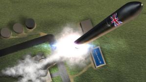 Rakete von Lockheed Martin ©dpa-Bildfunk