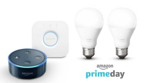 Amazon Prime Day 2018: Smart Home Starter-Set © Amazon, Philips