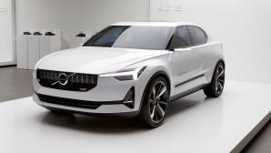 Volvo 40.2 Concept-Auto ©Volvo