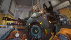 Overwatch: Wrecking Ball © Blizzard