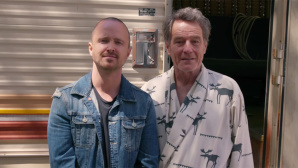 Bryan Cranston und Jesse Pinkman © Screenshot via YouTube