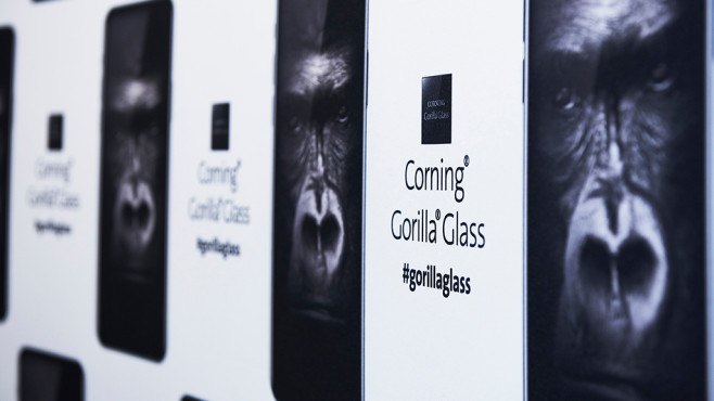 Corning Gorilla Glass©Corning