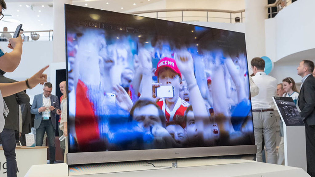 Hisense U9D: Dieser UHD-TV stellt einen Weltrekord auf