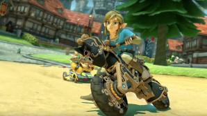 Mario Kart 8 Deluxe: Link ©Nintendo