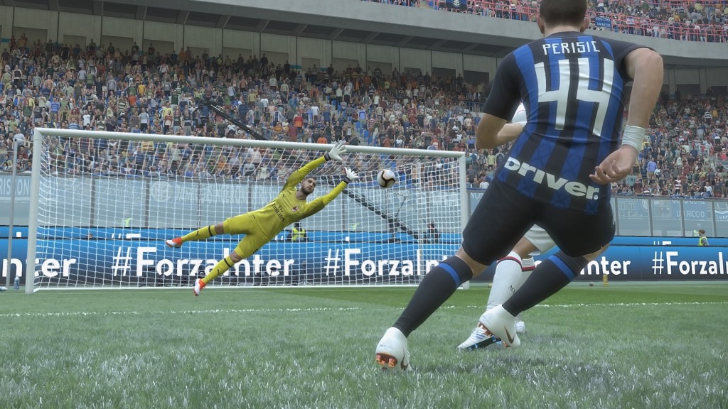 PES 2019 in the test: packed football realism!
