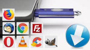 ©(USB-Stick/Notebook): Rocco Herrmann-Fotolia.com