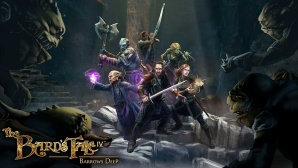 The Bard�s Tale 4: Barrows Deep © InXile
