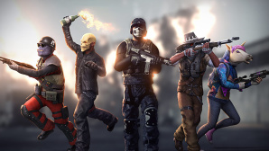 H1Z1 � Battle Royale © Sony
