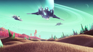 No Man�s Sky: Bitcoin © Hello Games