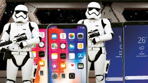©COMPUTER BILD, Disney, Samsung, Apple, Goophone, iStock.com