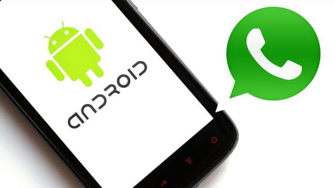 WhatsApp für Android: Ihre Backups sind in Gefahr!