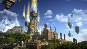 Skyforge: Battle Royale © My.com
