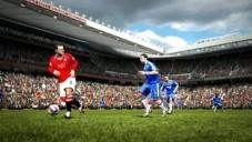Die meisten Spieler sind anhand der Gesichter deutlich zu erkennen: hier der englische Haudegen Wayne Rooney.